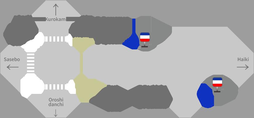 Oroshihonmachi Iriguchi