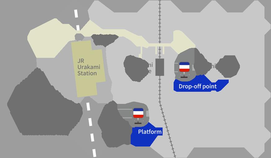 Urakami Station