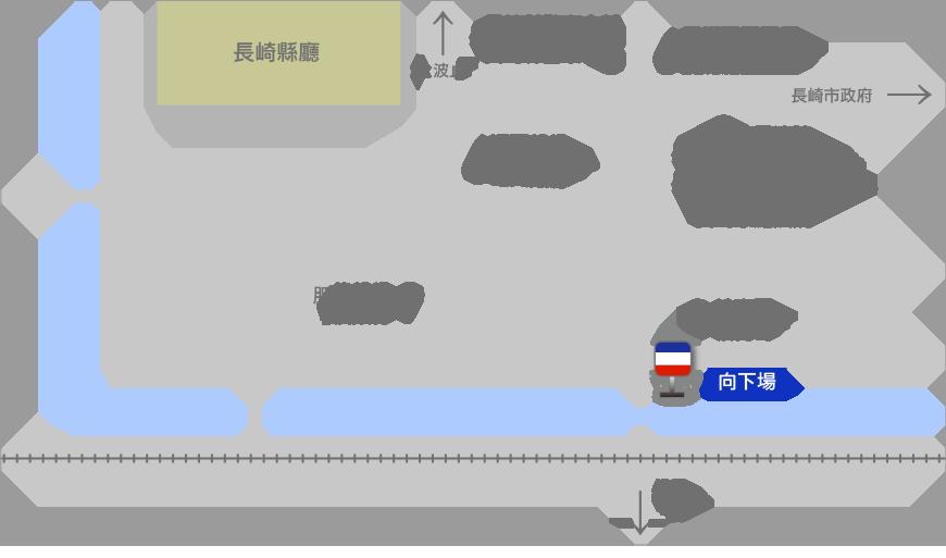 中央橋(下車専用)