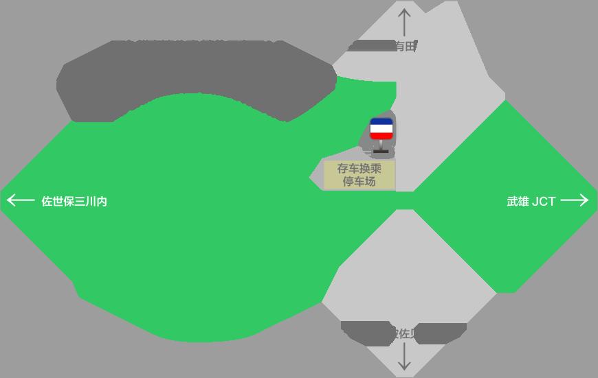 波佐见有田高速公路出入口
