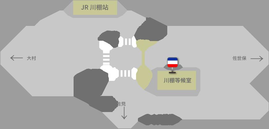 川棚巴士中心