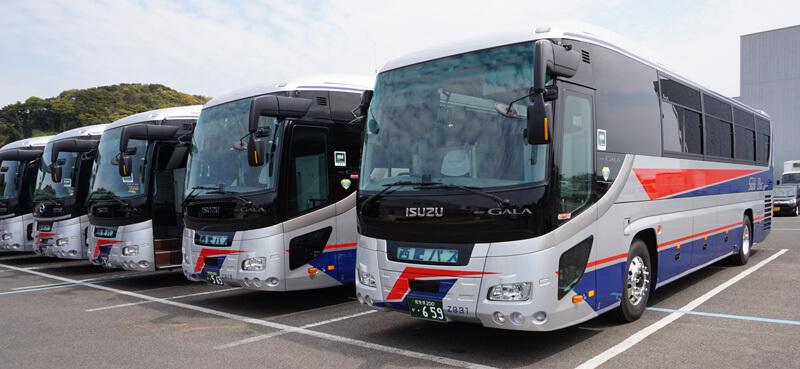 西肥バス貸切観光部